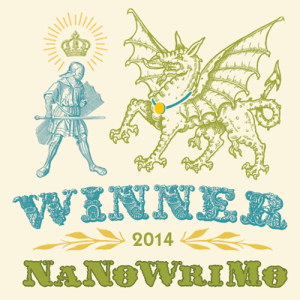 I slayed the dragon in 2014!