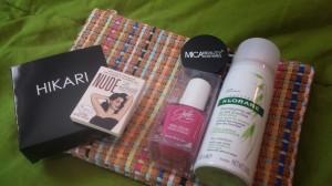 My April Ipsy Glam Bag