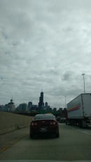 A little cloudy on the way to GLBB (Hi, Chicago!)